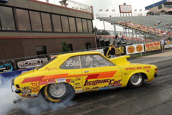 Jeff Johnson Motorsports - Drag Racing